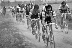 Wielrennen -cycling - archief -Arhive - stockphoto -  Roger de Vlaminck (Parijs-Roubaix)  - foto Cor Vos © 1980
