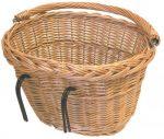 Košík na bicykel Basil DENVER ratanový