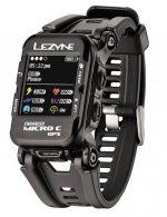 Športové hodinky LEZYNE Micro Color GPS čierne